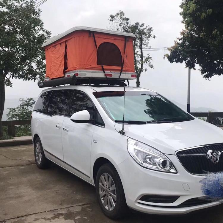 POP UP ABS shell roof top tent from directly factory for outdoor overland