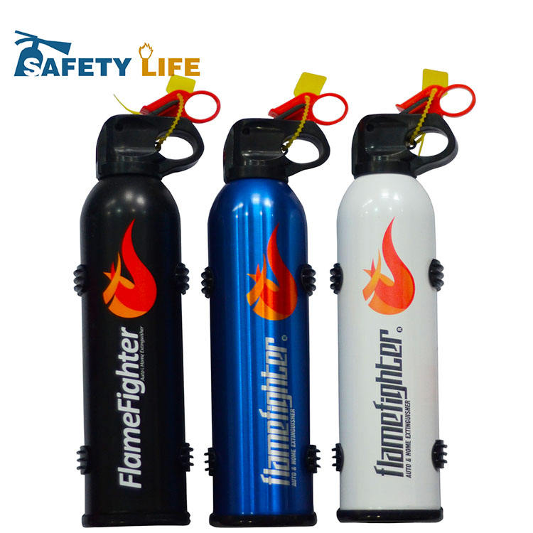 Mini automatic car 500ml fire extinguisher