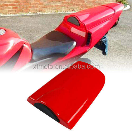 TCMT XF190250-R Motorcycle Red Rear Seat Cover Cowl Cap Fairing Fit For Honda CBR600RR 2003-2006