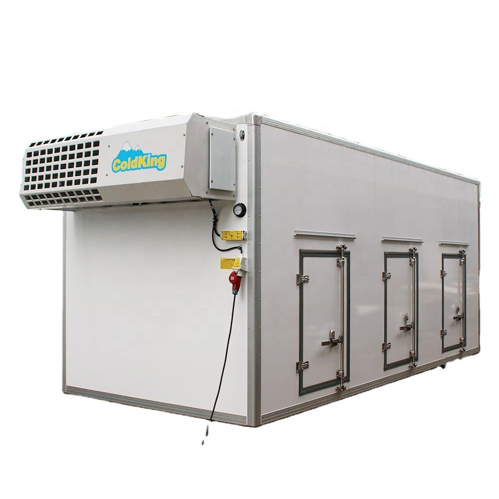 ColdKing Kooltube -40C ice cream eutectic refrigeration units for ice cream truck eutectic truck refrigeration units