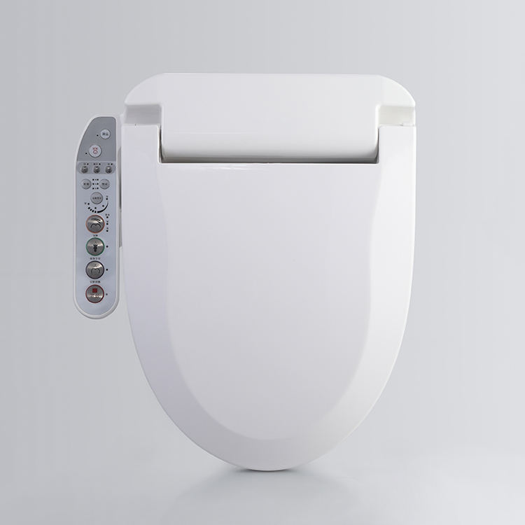 night light electronic bidet warm cold water wash spray dry smart toilet seat