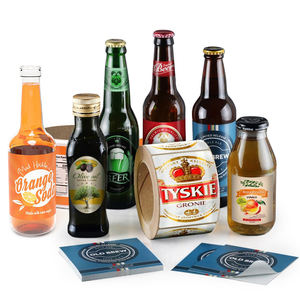 Custom Beer Labels and Drink Labels sticker