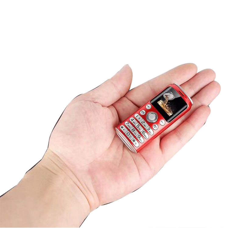 2019 Fashion Mini Mobile Phone SATREND K8 Fsmart Dual Sim Small Size Cellphone MP3 Bluetooth Dialer Call Recording Celular
