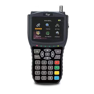 Satlink Digital Satelit Finder Meter DVB-S2 Satelit Meter Dukungan 5MP AHD Kamera SF-3700