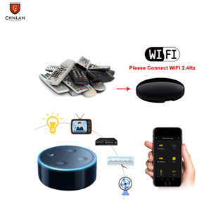 Alexa Google Home Tuya Universal Mini Smart IR Remote Control Smart Infrared Wifi IR Remote Controller