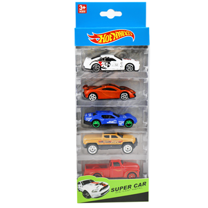 HOTFree wheel die casting car 1:64 alloy car