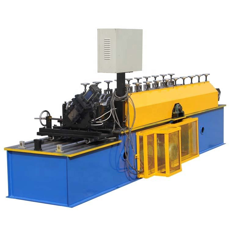 China Automatic steel c u-shaped truss forming machine
