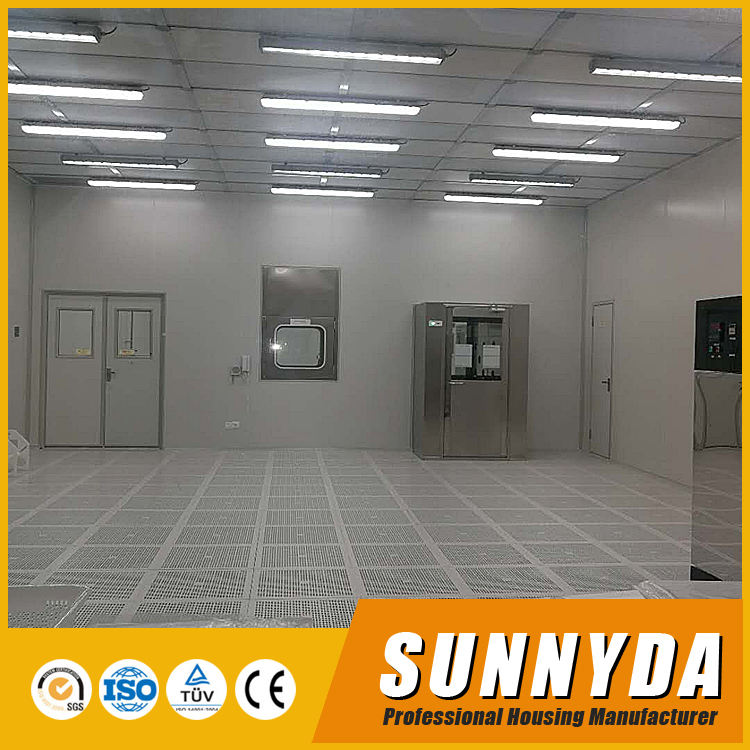 High Quality Small Cargo Clean Room Air Shower For Sale
