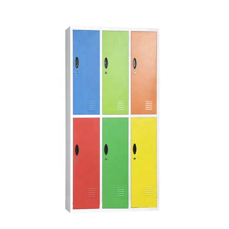ABS Laminato Compatto Personale Changingroom Colorful Armadietti