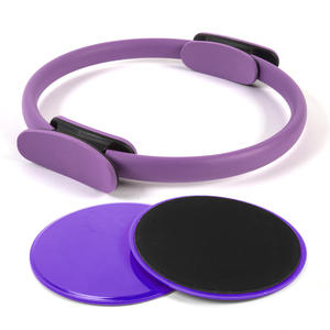 Multi Funktionale Core Pilates Ring Glide Disc Sliders