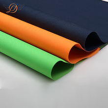 High quality PVC oxford DTY400D*400D polyester bag fabric coated PVC/PU