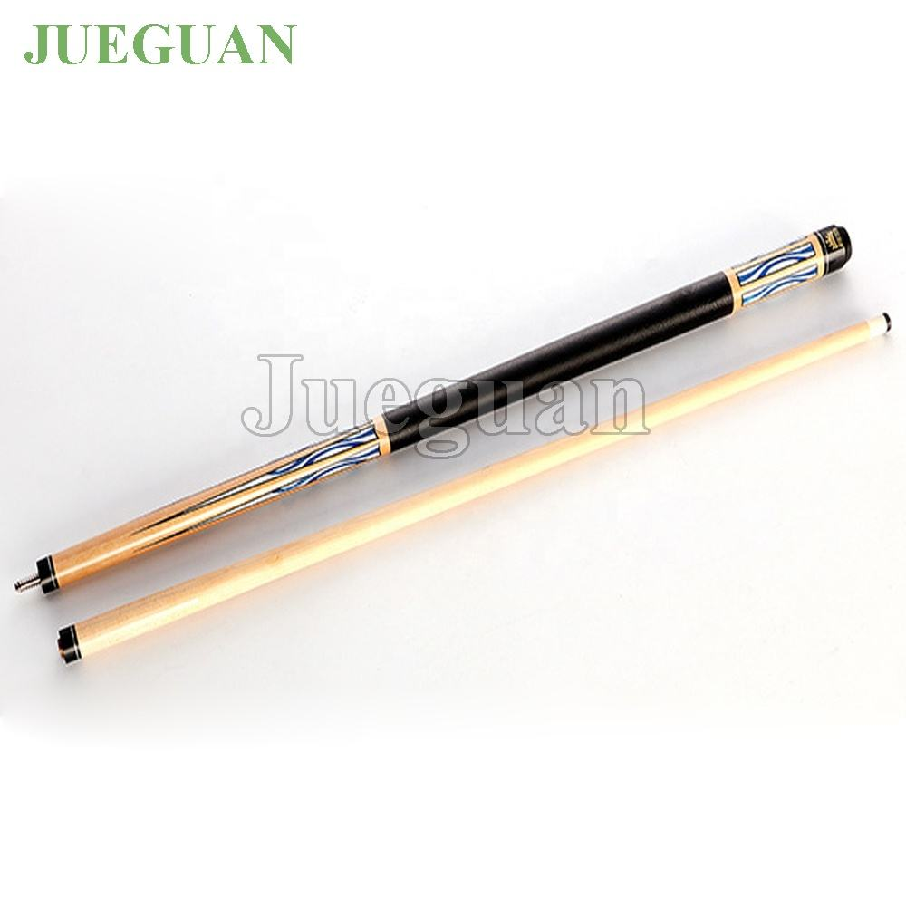 Center joint cue stick billiard cue