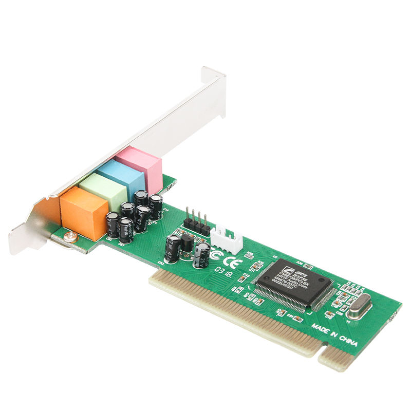 CMI8738 4CH PCI sound card