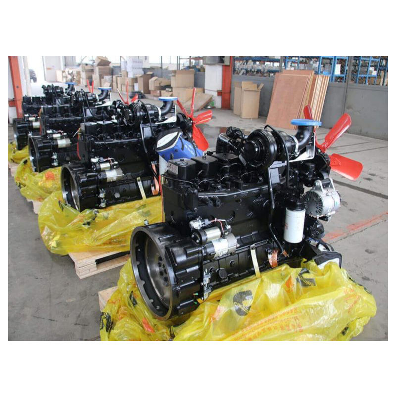 High performance 6bt engine assembly diesel