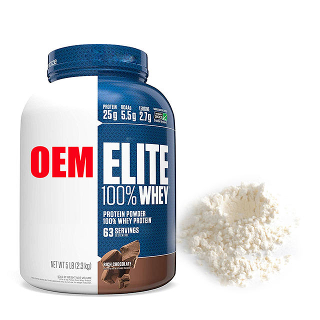 High quality Food grade 100% Whey Protein Powder