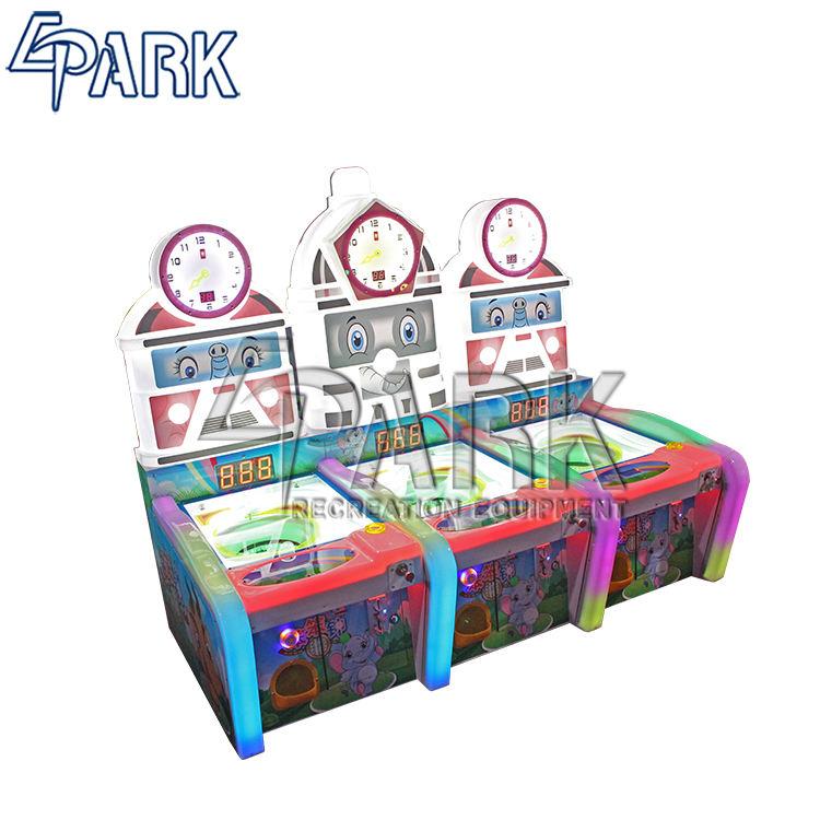Düşük fiyat hindistan jetonlu arcade şans oyunu EPARK Spin N Win piyango itfa Oyun Makineleri