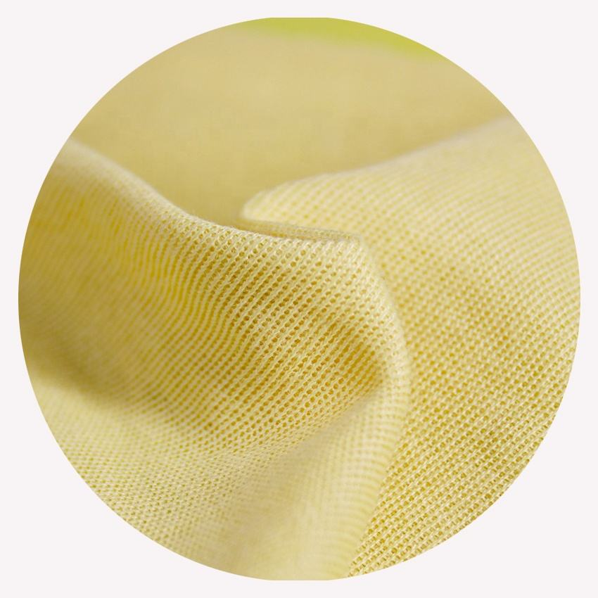 220gsm aramid bullet proof fire retardant nomex knitted kevlar fabric