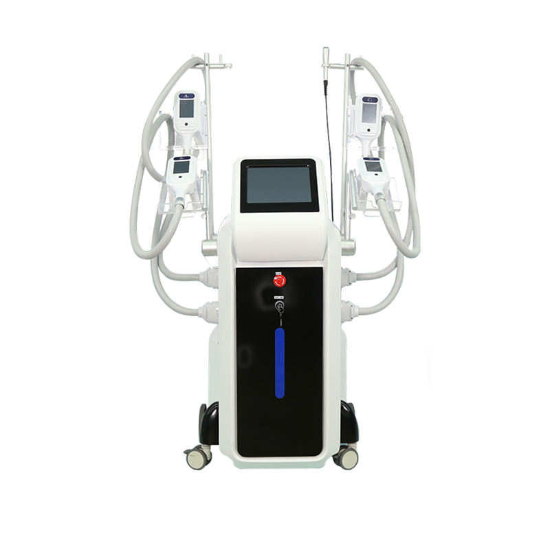 ODM&OEM services with 4 big power DC fans cryotherapy cryogenic lipolysis machine