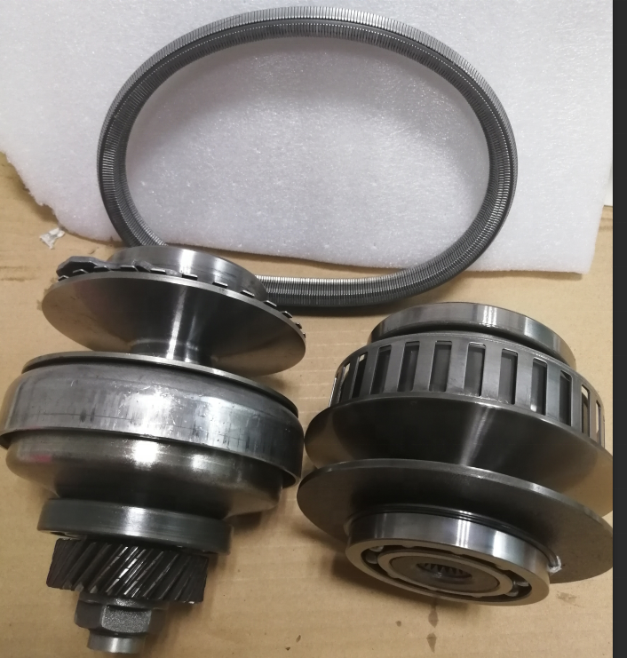 JF015E Pulley Set with chain belt JF015 Transmission CVT Pulley with chain belt 901068 used,not new,best condition