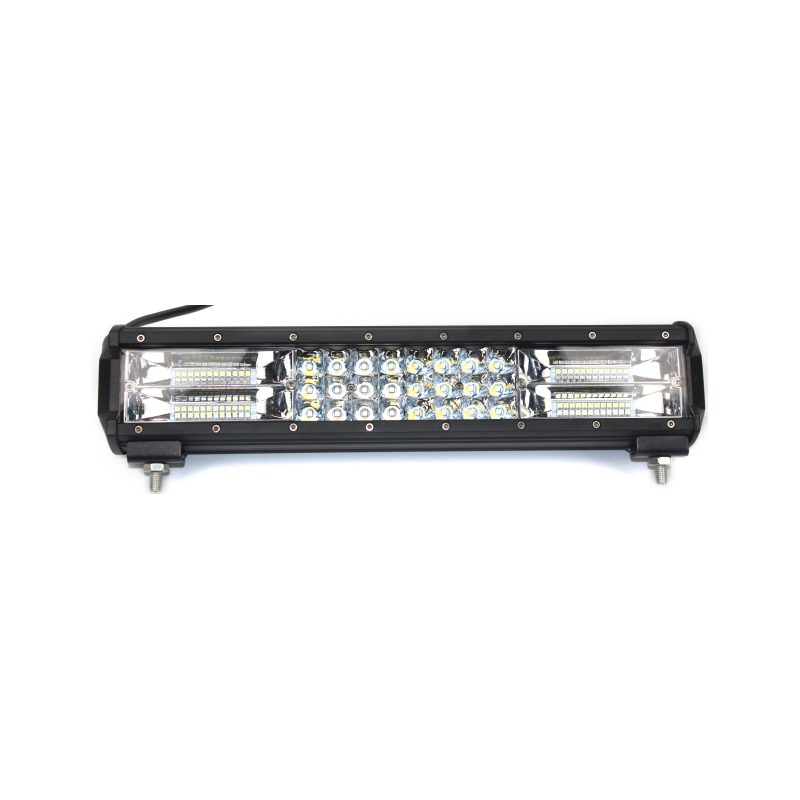 Quality 3Rows LED Driving Light Bar for Off road Trucks - Os.ram or Ph.ilips - 15'' 18'' 20'' 23'' 26'' 31'' Factory Wholesales