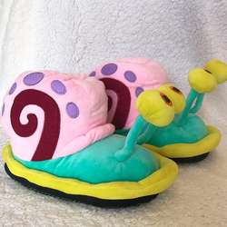 sunny everest snail slipper winter warm shoes lovely family