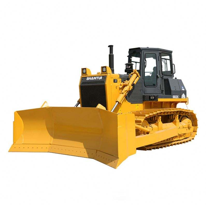 Shantui Bulldozer SD22R 220Hp <span class=keywords><strong>Rock</strong></span> Bulldozer Bulldozer Tracks