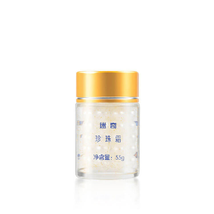 China Lieferant Shiny White Glow Pearl Beauty Fair Creme
