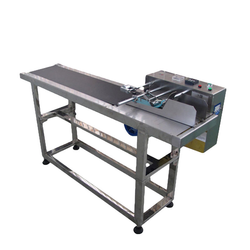 Faith Low Price High Speed Feeder Inkjet Coding Paging Machine