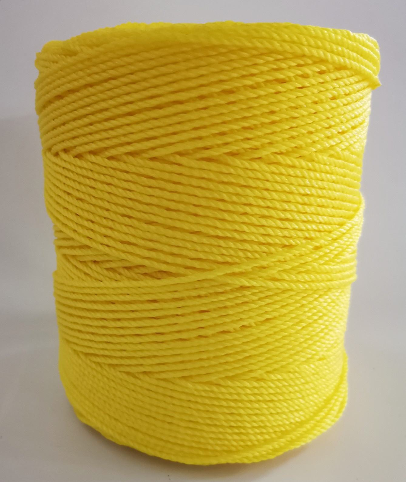 high quality 3MM in spool 3 strands twisted PE twine