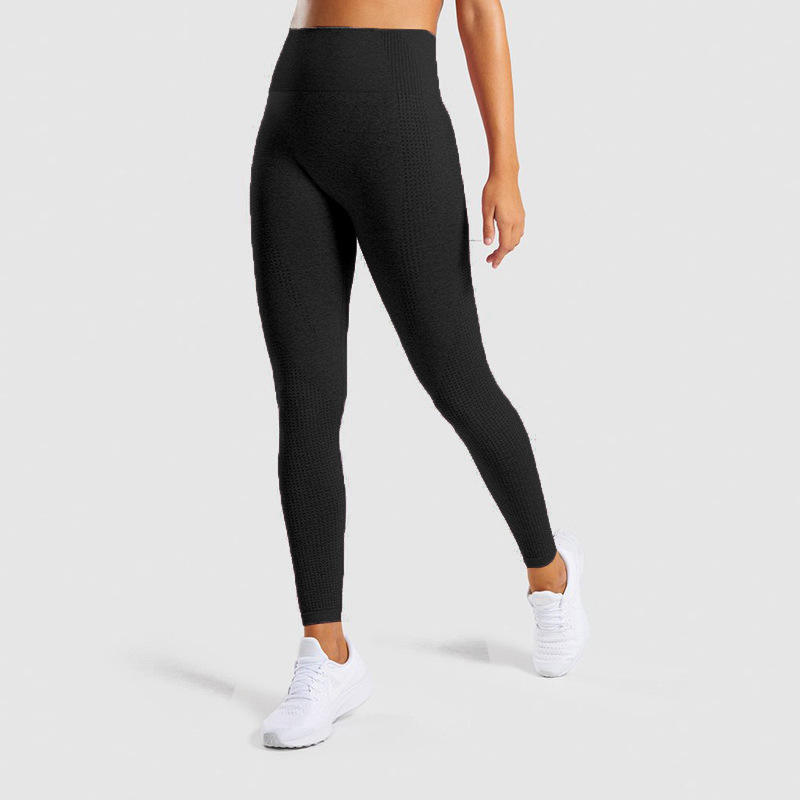 High Waist Women Quick Dry Sexy Tight Sport Workout Hip Push Up Leggings Seamless Yoga Pants