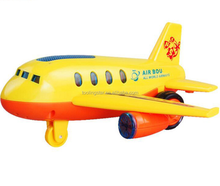 Injection molding plastic toy aircraft accept custom