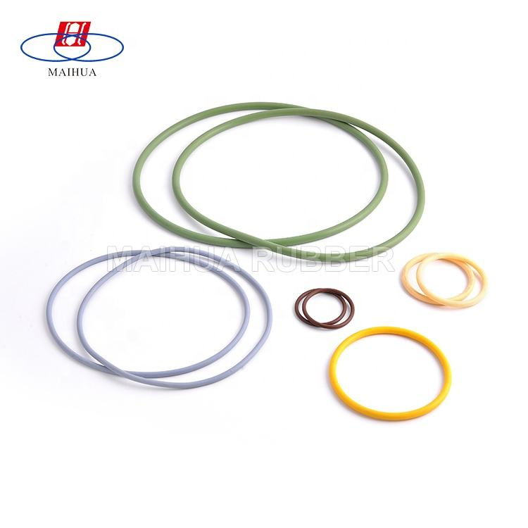 High temperature o ring Silicone Rubber Seals