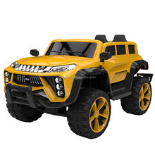 2020 New model police big SUV children electric car 12v, four wheel drive remote controlled car kids car electric