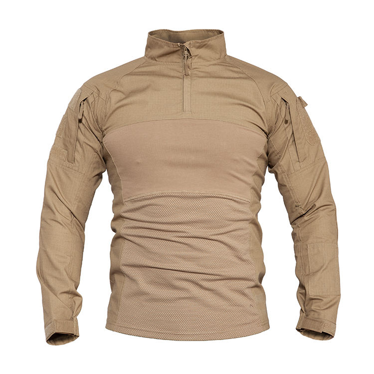Manufacturers For Customs Clothes,Hunting Wear Tactical T Shirt Uniform,Army Military Frog Suit Combat Shirt