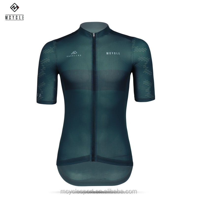 Sublimation Cycling Wear Endura Mountain Bike Sports Wear Bicycle Clothing Pro Cutting Jersey for men cyclist shirt MY047