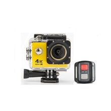 High-definition mini waterproof sports camera riding multi-function can be connected to WIFI with remote control camera anti-sha