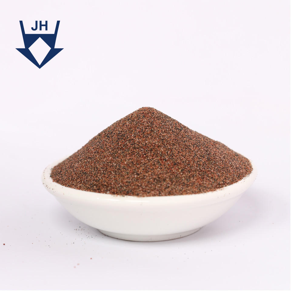 Natural Material 80 Mesh Water Jet Garnet Sand Abrasive Satisfied Buyers