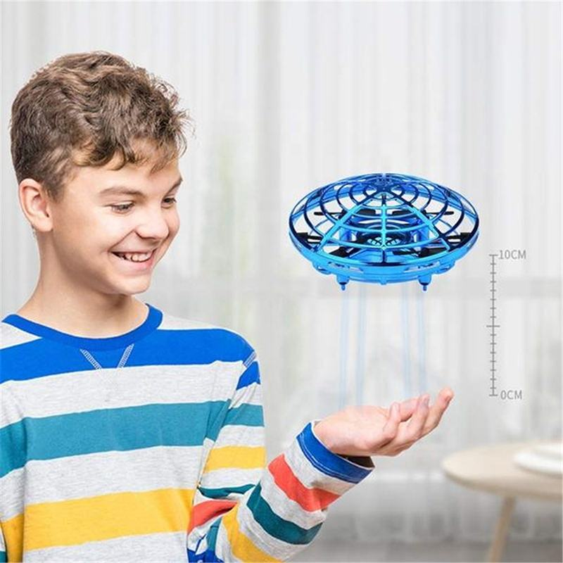 Best seller rc toys mini Flying cheap drone Infrared Induction Aircraft ufo mini drone for kids