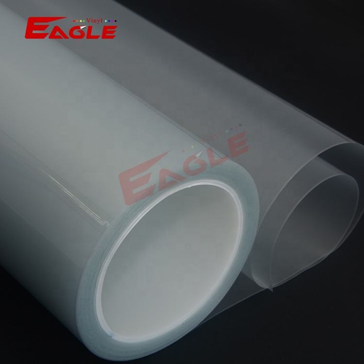 Free Shipping PPF Eaglevinyl Clear Transparent Car Body Wrap Vinyl Roll Self Healing Matt Paint Protective Film PPF For Cars