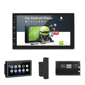 Android 7 pollici lettore dvd touch screen 2 din mp5 player con bluetooth7'' auto radio