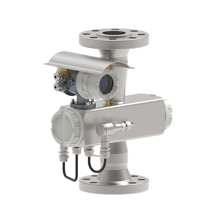 SPMF-P Series Offshore Multiphase elements Marine environment Flow Meter