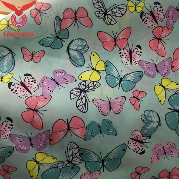 new fashion high quality digital fabric textile 100% polyester silk chiffon printed fabric wholesale