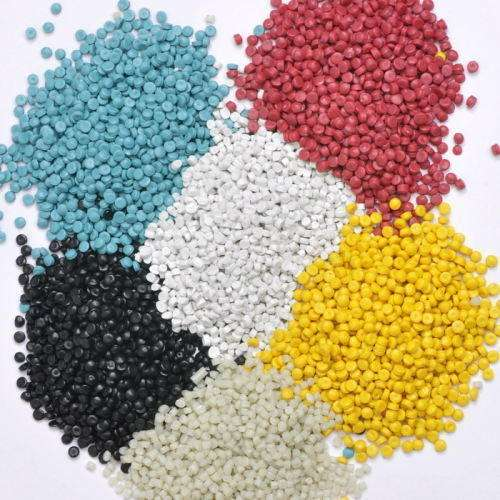 Colored HDPE Granules Recyclable/Virgin Plastic LDPE/HDPE/MDPE/LLDP Resin for Plastic Injection Molding Mass Supply in Guangdong