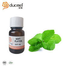 Vape Liquid Smoke Flavoring Concentrated Liquid Mint Flavor