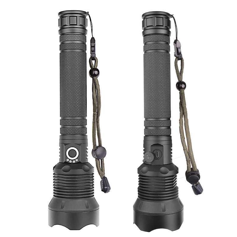 5000 lumens led flashlight xhp70.2 most powerful flashlight 26650 usb torch xhp70 xhp50 lantern 18650 hunting lamp hand light