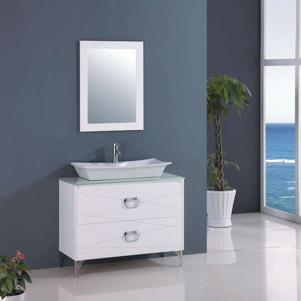 China Mdf Bathroom Mirror