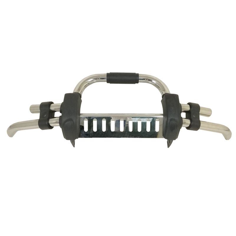 High Quality Stainless Steel Bull Bar For Fortuner Front Bumper