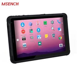 High End Quality 10.1 Inch Industrial Dust-proof Computer Android 9.0 4G 64G Octa Core Rugged Tablet PC
