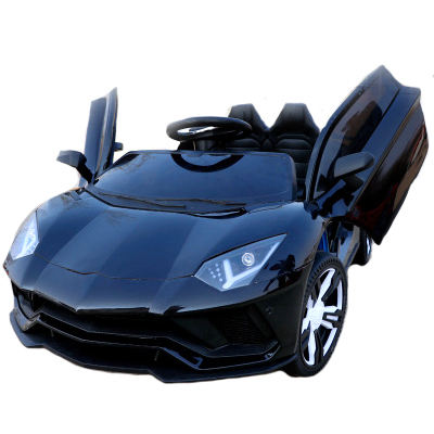 2020 Amazon Hot Sell New Product Cool Baby Toy Cross-Country Sports Car Children Electric Ride On Car Kids Electric