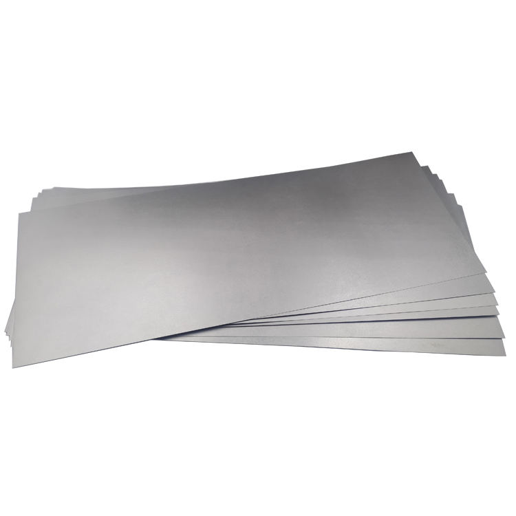 High Temperature Tungsten Foil Sheet for Heating Shields